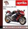 Thumbnail Aprilia RSV4 Factory APRC ABS M.Y.13 Workshop Service Manual
