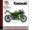 Thumbnail Kawasaki Ninja 300 ABS 2013 Workshop Service Repair Manual