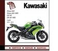 Thumbnail Kawasaki Ninja 650 ER-6F 2012 - 2013 Workshop Service Manual
