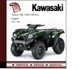 Thumbnail Kawasaki Prairie 700 / KVF700 4x4  Workshop Service Manual