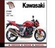 Thumbnail Kawasaki Z1000  2003 - 2004 Workshop Service Manual