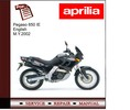 Thumbnail Aprilia pegaso 650 IE 2002 workshop service repair manual