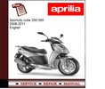 Thumbnail Aprilia sportcity cube 250  300 08-11 workshop repair manual