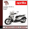 Thumbnail Aprilia Scarabeo 125-200 2011 workshop service repair manual