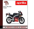 Thumbnail Aprilia Rs50 1999-2005 workshop service repair manual