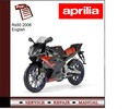 Thumbnail Aprilia Rs50 2006 workshop service repair manual