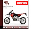 Thumbnail Aprilia rxv/sxv 450-550 workshop service repair manual