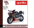 Thumbnail Aprilia RSV Mille 2k-02 workshop service repair manual