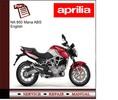 Thumbnail NA 85 Mana ABS Workshop Service Manual