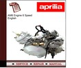 Thumbnail Aprilia AM6 Engine Repair Manual