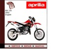 Thumbnail Aprilia MX 125 M.Y.2003 Workshop Service Manual