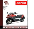 Thumbnail Aprilia SRV 850 2012 Workshop Service Manual