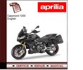 Thumbnail Aprilia Caponord 1200 Workshop Service Manual