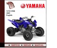 Thumbnail Yamaha YFM 250R 2009 Workshop Service Manual