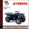 Thumbnail Yamaha YFM 250 XL (C) 98-01 Workshop Service Manual