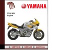 Thumbnail Yamaha TDM 850 96-99 Workshop Service Manual