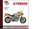 Thumbnail Yamaha TDM 850 96-99 Workshop Service Manual