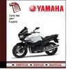 Thumbnail Yamaha TDM 900 2007 Workshop Service Manual
