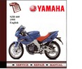 Thumbnail Yamaha SZR 660 1995 Workshop Service Manual