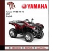 Thumbnail Yamaha Grizzly 550 FI 700 FI 09 - 11 Workshop Service Manual