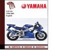 Thumbnail Yamaha YZF R1 1998-2001 Workshop Service Manual