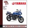 Thumbnail Yamaha FZ6-N/S 2007 Workshop Service Manual