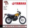 Thumbnail Yamaha TW 125 1999 - 2004 Workshop Service Manual