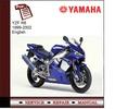 Thumbnail Yamaha YZF R6 99-02 Workshop Service Manual