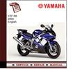 Thumbnail Yamaha YZF R6 2003 Workshop Service Manual