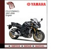 Thumbnail Yamaha FZ-6 FZS6W(C) 07-08 Workshop Service Manual