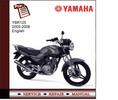 Thumbnail Yamaha YBR125 2005-2008 Workshop Service Manual