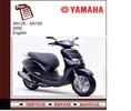 Thumbnail Yamaha XN125 - XN150 2000 Service Manual