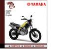 Thumbnail Yamaha XG250 2005 Service Manual