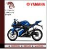 Thumbnail Yamaha YZF-R125 2008-2010 Service Manual