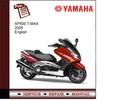 Thumbnail Yamaha XP500 T-MAX 2005 Service Manual