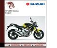 Thumbnail Suzuki SFV650 Gladius Service Manual