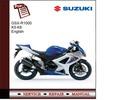 Thumbnail Suzuki GSX-R1000 K5-K6 Service Manual