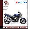 Thumbnail Suzuki GSX1400 2002-2006 Service Manual