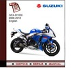 Thumbnail Suzuki GSX-R1000 09-12 Service Manual