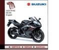 Thumbnail Suzuki GSX-R750 K8-K9 Service Manual