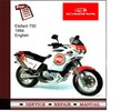 Thumbnail Cagiva Elefant 750 1994 Service Manual