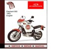Thumbnail Cagiva Elephant 900 1993 Service Manual