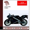 Thumbnail Cagiva Mito Service Manual