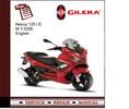 Thumbnail Gilera Nexus 125 i.e. M.Y2008 Service Manual