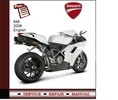 Thumbnail Ducati 848 2008 Service Manual