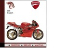 Thumbnail Ducati 996 Service Manual