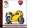 Thumbnail Ducati 749 - 749S Service Manual