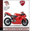 Thumbnail Ducati 1098 / 1098S 2007-2008 Service Manual