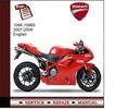 Thumbnail Ducati 1098 / 1098S 2007-2008 Service Manual