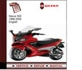 Thumbnail Gilera Nexus 500 1998-2005 Service Manual